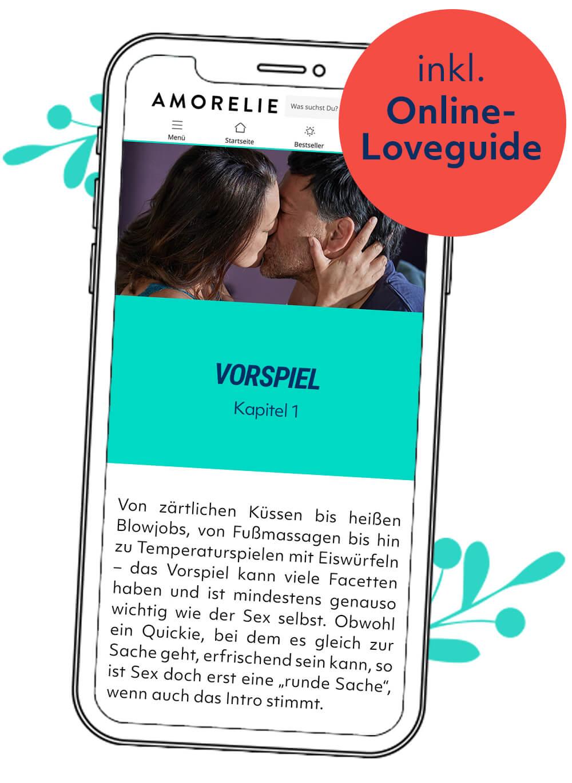 AMORELIE Adventskalender 2020 - Exklusiver Online-Loveguide