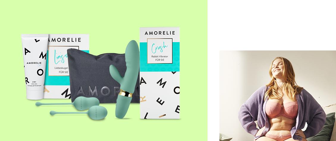 Les love toys AMORELIE