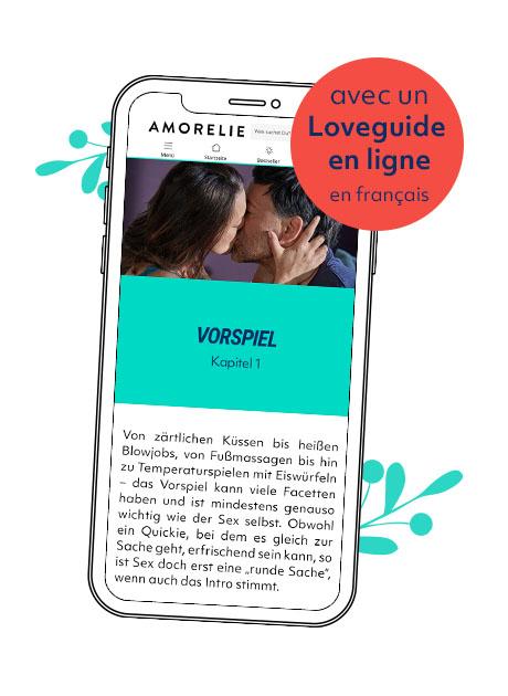 AMORELIE Calendrier de l'Avent 2020 - Loveguide en ligne exclusif