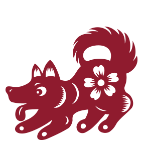 Dog Series I, II