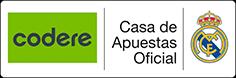 Logo Casa de Apuestas Oficial del Real Madrid