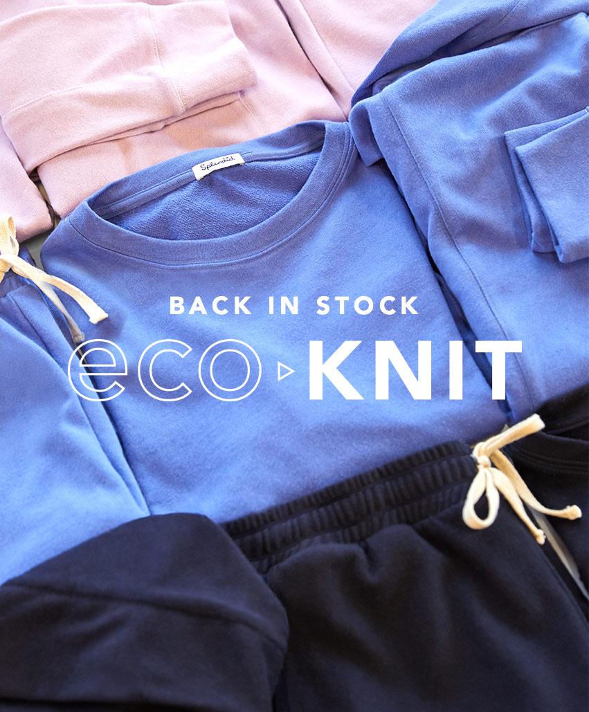 Shop Eco-Knit